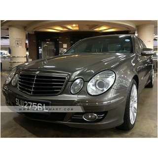 Mercedes-Benz E200 Saloon Auto Kompressor