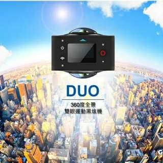 技嘉360度運動攝影機 JOLT DUO公司貨