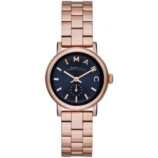 BN Marc By Marc Jacobs Women's MBM3332 Stainless Steel Baker watch