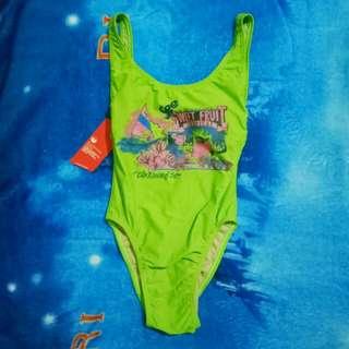 Speedo Vintage Multi Color 1pc swimsuit