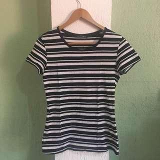 Terranova striped t-shirt