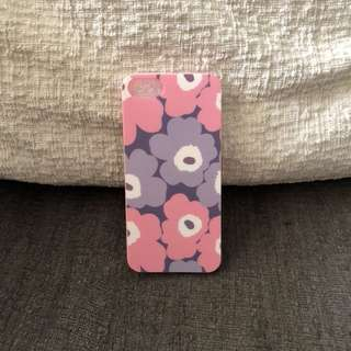 Floral IPhone Case (5/5S)