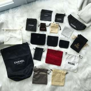 Luxury Dust Bag (Mini)
