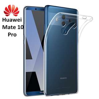 Huawei Mate 10 Pro Case Back Air-Slim Clear