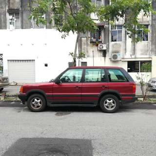 SALE!! Cheap Range Rover!