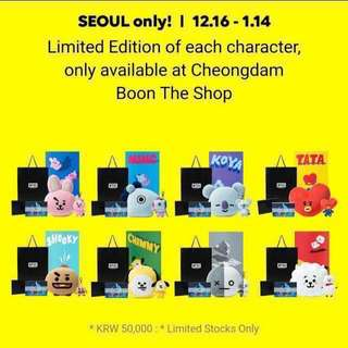 [MY GO] BTS BT21 Merchandise LOOSE