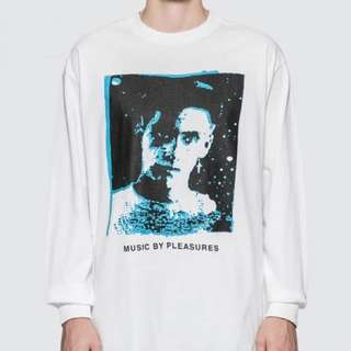 PLEASURES - Music L/S T-shirt