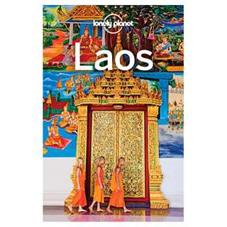 Lonely Planet Laos (Travel Guide) 9th edition Jun 2017