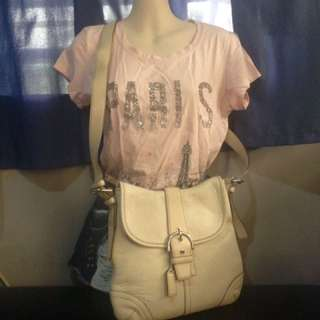 SAle COACH sling bag # 9628p from japan