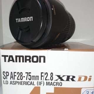 佳能鏡頭 TAMRON SP AF28-75mm F2.8