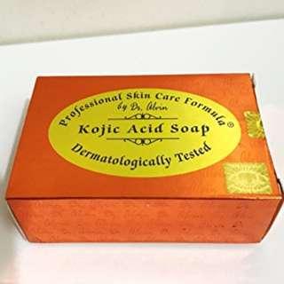 Kojic Whitening Soap