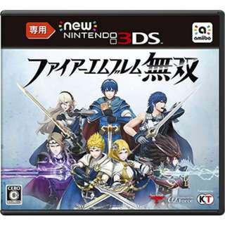 3DS聖火降魔錄無雙(9成新)