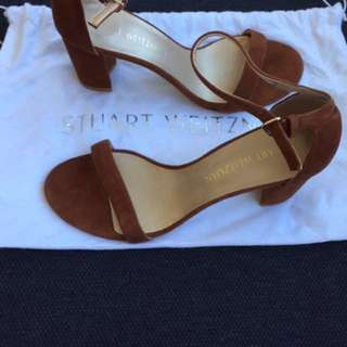 Stuart Weitzman sandals(Never Worn)