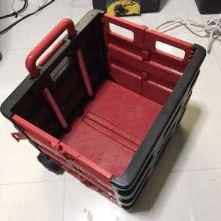 Trolley small foldable