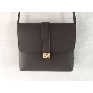 Miniso sling bag & LV Sling bag