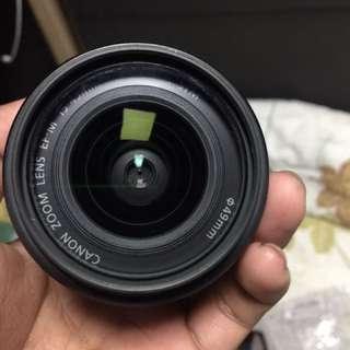 Ef-M 15-45 IS STM + Uv Filter
