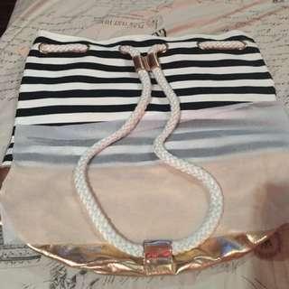 Victoria Secret Bag back