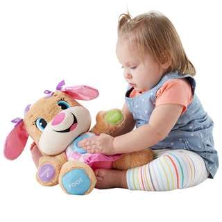 Fisher Price Laugh and Learn Puppy (Pink)