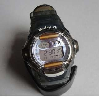 CASIO BABY-G BG-169A, QUARTZ WATCH ONLY