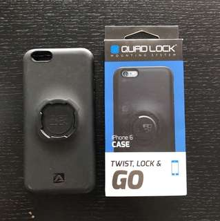 Quad Lock iPhone 6 Case