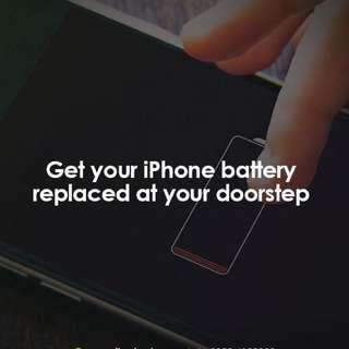 iPhone Battery Repair