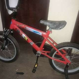 """kids bike """"hot wheels"""""""