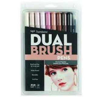 Tombow dual brush pen Art Marker