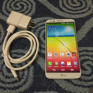 LG G2 F320s Metallic White 32gb 2gb
