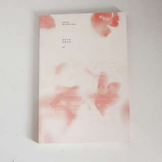 BTS HYYH (In the Mood For Love) Pt.1 Album Pink Ver