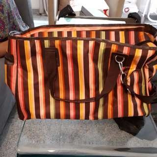 """Luggage bag length 19 """"inc height 11""""inch and breadth 9""""inch still in good condition 10/10"""