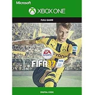 [Sale] Xbox One Fifa 17 - Digital Download Code