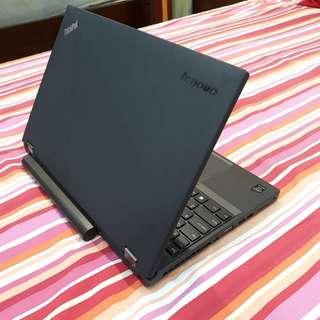 Lenovo thinkpad t540p intel core i7 4thgen 500hdd 4gbram win10