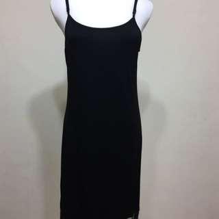MOMA內襯黑洋裝