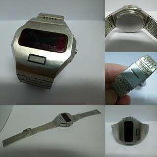 Orient LED 手錶 Vintage