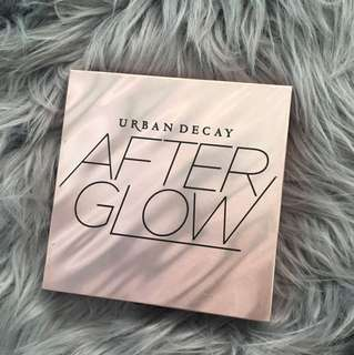 Urban decay after glow palette