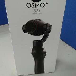 DJI Osmo (Plus) +