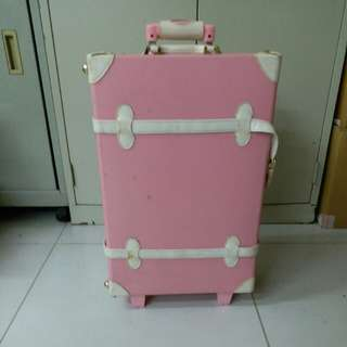 2 Wheels Luggage Size H 22inch W 14inch