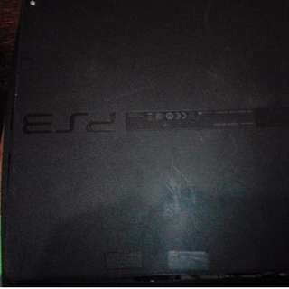 PS3 SLIM 250GB with 13 games
