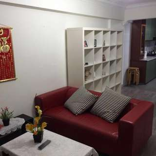 Rental Room Flat - Clementi (no owner)