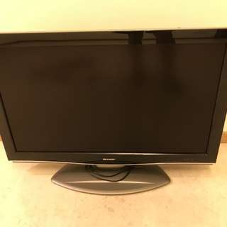 Sharp TV 720p 32 inch