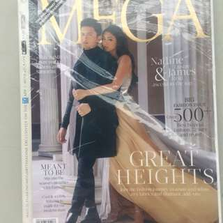 Mega Magazine of JaDine
