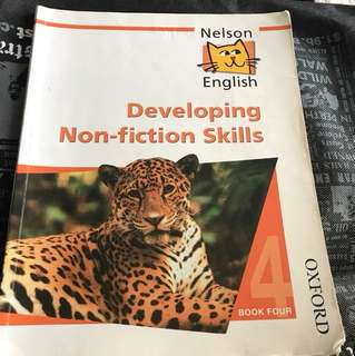 Nelson Developing Non-Fiction Skills