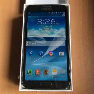 Samsung Galaxy note 2 lte (original)