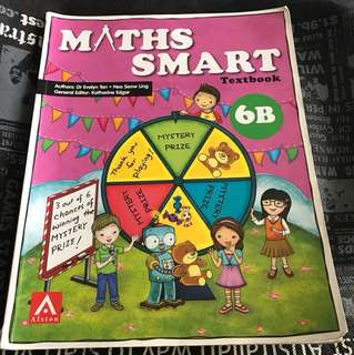 Alston Math Smart Textbook 6B