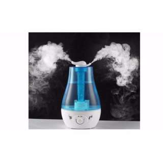 3L Ultrasonic Humidifier and Diffuser Brand New