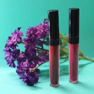 ARTEMY BEAUTY Lip Matte - CRUSH & LOLITA
