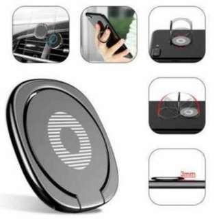 Metal iRing Smartphone Holder