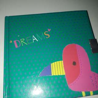"""Dreams"" Notebook"
