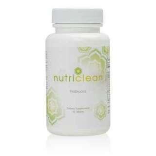 NutriClean Probiotics - Single Bottle (30 Servings)