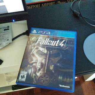 Ps4 Fallout 4 Swap/Buy